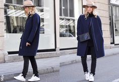 Baskets blanches - Look Streetstyle
