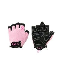 GoFit Women'S Breast Cancer Awareness  Cross Trainer Glove With Etched Synthetic Leather Palm, (lifting gloves, womens althetic gloves, fitness, gloves, lifting, fitness gloves, training gloves, harbinger, weights, breast cancer), via https://myamzn.heroku.com/go/B0052WLITS/GoFit-WomenS-Breast-Cancer-Awareness-Cross-Trainer-Glove-With-Etched-Synthetic-Leather-Palm
