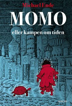 MOMO Published 1980 by Bergh Swedish