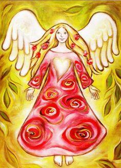 Engel van de liefde - Geertje van der Zijpp