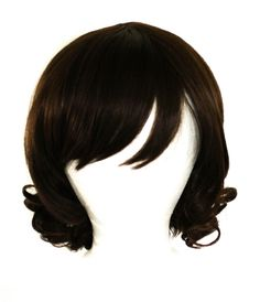23/'/' Curly Pony Tail Clip Flaxen Blonde Cosplay Wig Clip Only NEW