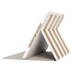 Agent18 iPad Air 2 Case Glitter Striped SlimShield
