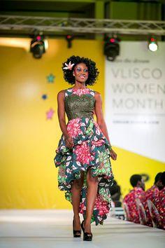 Défilé Alikoto Clothing pour Vlisco - Pagnifik
