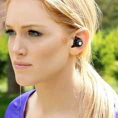 Audio products by FireFlies will change the way you listen to music. You'll love their wireless, great-fitting earbuds.