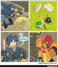 Hahah :)<--- lol it's so stupid it's funny