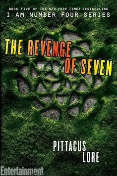 The Revenge of Seven, Book 5 Lorien Legacies Series by Pittacus Lore