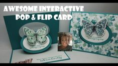 Flip Cards, Fancy Fold Cards, Pop Up Cards, Folded Cards, Card Making Tips, Card Making Techniques, Making Ideas, Dawn Griffith, Dawns Stamping Thoughts