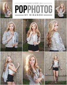 Pop Photog by Miranda | Monroe Wi Photographer | Meet Brianna - Monroe High School Class of 2015 Senior
