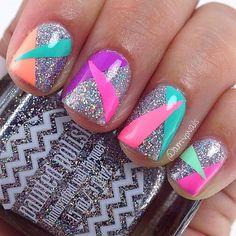 nails.quenalbertini: Instagram photo by paintedpolishbylexi
