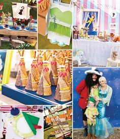 Incredible + Magical Peter Pan Party {4th Birthday} by Miss Party Mom! http://hwtm.me/XfaAjf