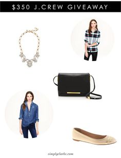 $350 J.Crew giveaway  Just in time for black Friday