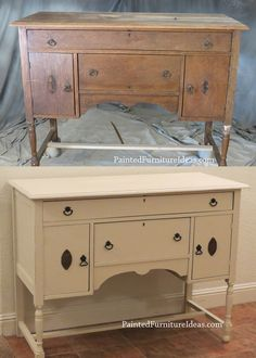 All about painting furniture