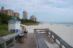 Naples, Florida Vanderbilt Beach