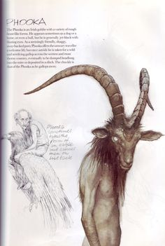 Brian Froud and Alan Lee's Faeries You probably know Brian Froud's work from the Jim Henson films Labyrinth and The Dark Crystal. Brian Froud, Arthur Rackham, Fantasy Creatures, Mythical Creatures, Fairytale Creatures, Mythological Creatures, What Is Paganism, Alan Lee, Fairies