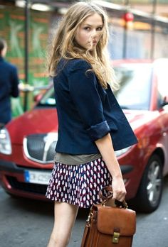 street style by sylvia