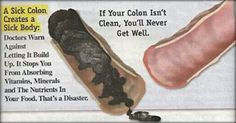 You Have About 5 to 30 Pounds Of Poison In Your Colon! Here is Your Solution