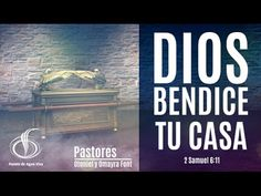 Pastor Otoniel Font - Dios Bendice tu Casa / Obed-edom 6