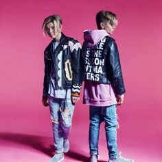 Hasil gambar untuk marcus and martinus photoshoot Actor Picture, Actor Photo, Angel Williams, Levi Miller, Studio Logo, Video New, Leather Fashion, New Pictures, Chiffon Tops