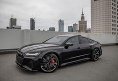 Black Audi, Black Cars, Audi Rs7 Sportback, Lux Cars, Best Luxury Cars, Sport Cars, Dream Cars, Scooters, Black Luxury