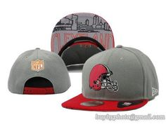 9331c1207a8 NFL Cleveland Browns Snapback Hat Caps Retro 16