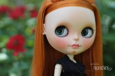 https://flic.kr/p/Ccm3rx   Adele - Custom Blythe para Ilana