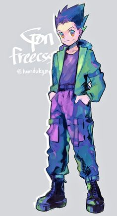 Hisoka, Killua, Hunter Fans, Hunter Anime, Hunter X Hunter, Anime Manga, Anime Guys, Anime Art, Ging Freecss