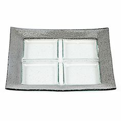 Luxe Square Serving Tray - Silver from Z Gallerie Kitchen Necessities, Kitchen Essentials, Serveware, Tableware, Bar Gifts, Silver Gifts, Holiday Wishes, Sophisticated Style, Serving Dishes