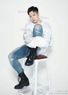 JACKSON x 南都娱乐周刊 (SE Weekly)