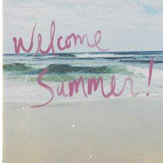 June 21,2017. HAPPY SUMMER !