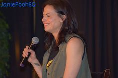 Lana Parrilla's Panel at New Jersey's Con - 4 and 5 of June, 2016