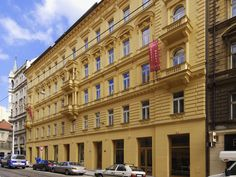 Prague EA Hotel Manes Czech Republic, Europe The 4-star EA Hotel Manes offers comfort and convenience whether you're on business or holiday in Prague. The hotel offers a high standard of service and amenities to suit the individual needs of all travelers. All the necessary facilities, including Wi-Fi in public areas, car park, airport transfer, laundry service, concierge, are at hand. Guestrooms are designed to provide an optimal level of comfort with welcoming decor and some ...