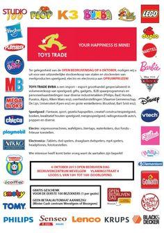 Stockverkoop speelgoed, electro en electronica (Wevelgem) -- Wevelgem -- 06/10-14/12