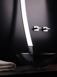 Oh, my, yes. Luna faucets - sculptural and gorgeous.