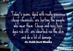 Toxic clothing :-(