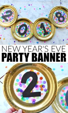 30 Perfect Diy 2018 New Years Eve Decor Ideas. If you are looking for Diy 2018 New Years Eve Decor Ideas, You come to the right place. Below are the Diy 2018 New Years Eve Decor Ideas. New Years With Kids, Kids New Years Eve, New Years Eve Menu, New Years Eve Dessert, New Year's Eve Celebrations, New Year Celebration, New Year's Eve Crafts, Crafts For Kids, Holiday Crafts