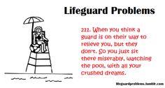 lifeguard problems | Tumblr