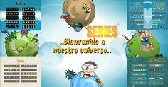 Juegos de Series: Juegos de lógica para niños y niñas entre 4-12 años Entretenido juego para los peques de la