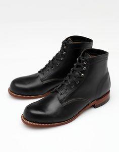 1000 Mile Boot in Black