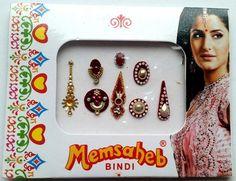 8 stk Indisk bindi | Alternativ nettbutikk med organiske smykker og klær… Bindi, Alternative