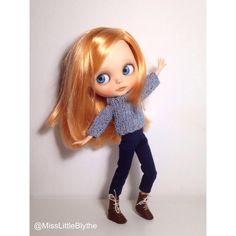OOAK Custom Factory/Fake Blythe Doll - Amanda de MissLittleBlythe en Etsy https://www.etsy.com/es/listing/270248546/ooak-custom-factoryfake-blythe-doll