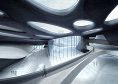 Taichung Metropolitan Opera House - Architecture - Zaha Hadid Architects