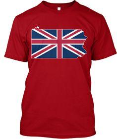 For Pennsylvanian Brits!