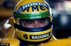 Senna, Formula 1 1987, Misc, Photo: Sutton
