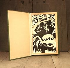 Hey, I found this really awesome Etsy listing at https://www.etsy.com/listing/210338860/the-jungle-book-shadow-box-rudyard