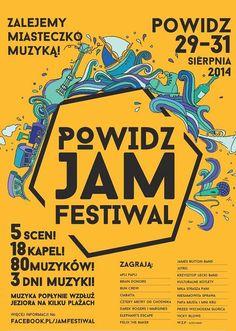 """Ten Festiwal będzie niewątpliwie """"wydarzeniem"""", które objawi się w tej małej, ale znanej w całej Polsce, miejscowości. Znanej z pięknego, dużego jeziora Powidzkiego (o powierzchni ok. 1250 ha) oraz lotniska wojskowego (dysponującego najdłuższym pasem startowym dla samolotów w Polsce)."""
