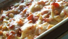 Kasslergratäng - Recept Mat, Cheeseburger Chowder, Soup, Pineapple, Soups