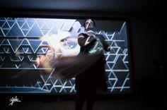 "Transmedial Literature Performance ""KörperBilder"" (Body images) Text/Perfomance: Rhea Krcmárová Projection Art by Sound: Henric Fischer/Das Stadtkind Photo (c) Gaby Altenberger Body Images, Literature, Concert, Design, Art, Literatura, Art Background, Kunst"