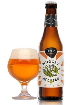 It's impossible to forget your first squeeze. Once a year, as the newest humulus lupulus harvest arrives at Tröegs, we blend these super-fresh hops into an Imperial Amber Ale. Excessively dry-hopped, Nugget Nectar is an explosion of pine, resin and mango.