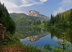 Red Lake - Harghita County - Romania
