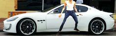 Miley Cyrus' stolen Maserati found